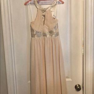 Lulu's floor length dress